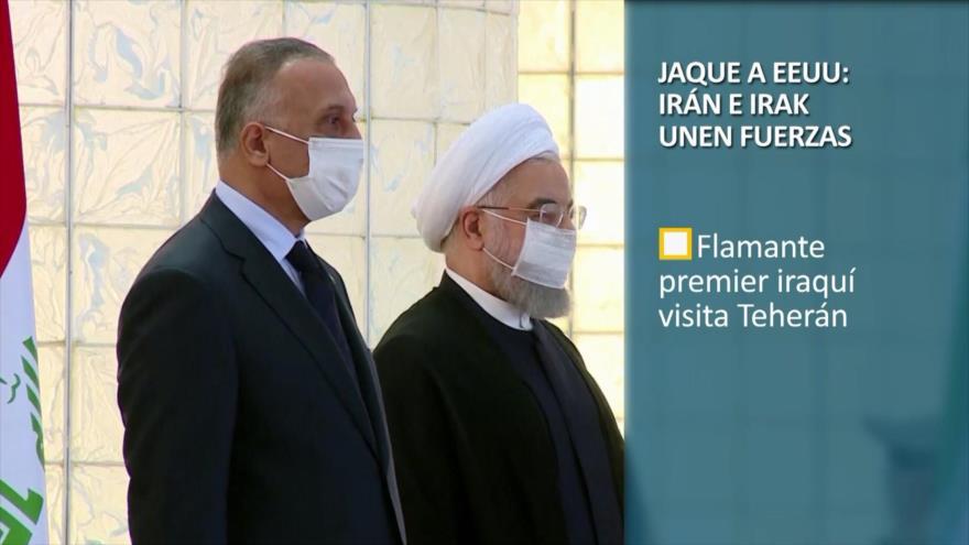 PoliMedios: Jaque a EEUU: Irán e Irak unen fuerzas