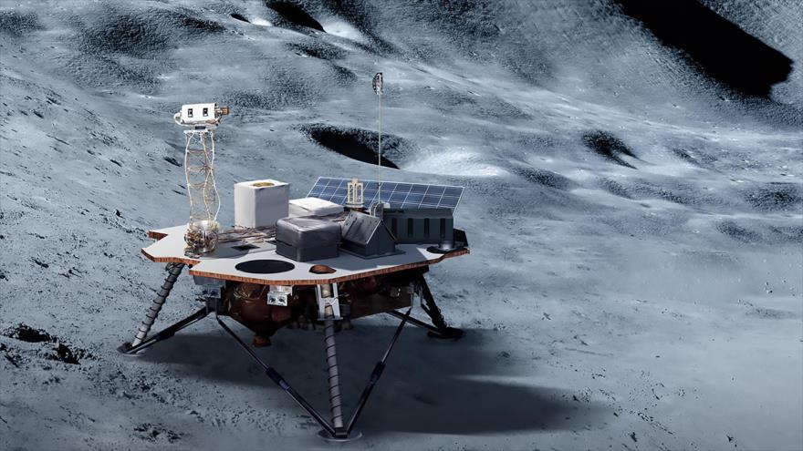 Los módulos de aterrizaje comercial tendrán que transportar los futuros reactores nucleares que quiere EEUU construir en la Luna y Marte.