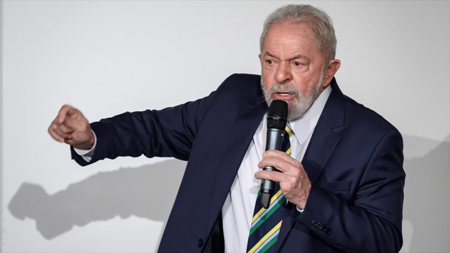 Lula: EEUU está detrás de todos los golpes en América Latina | HISPANTV