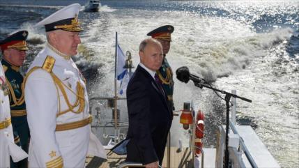 Putin: Rusia recibirá armas hipersónicas sin parangón en el mundo