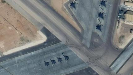 Revelan la base de aviones de EEUU que acosaron a avión iraní