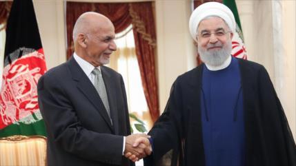 Irán apoya liderazgo afgano, y no estadounidense, en proceso de paz