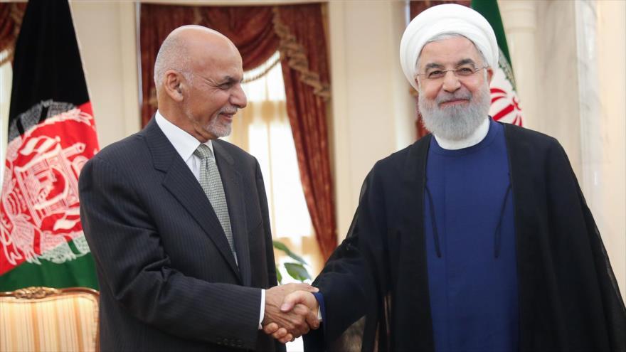 Irán apoya liderazgo afgano, y no estadounidense, en proceso de paz | HISPANTV