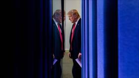 A cien días de elecciones, apoyo a Trump cae a su nivel más bajo