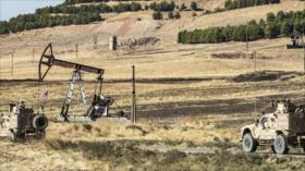 Estados Unidos amplía base ilegal en campo petrolero sirio