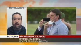 Lima Rocha: Corte Penal Internacional será el destino de Bolsonaro