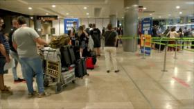 Británicos rechazan cuarentena a viajeros procedentes de España