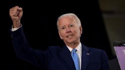 CNN: Biden muestra ventaja en estados donde ganó Trump en 2016