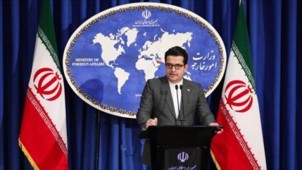 Irán sobre acoso a su avión civil: Haremos que EEUU se arrepienta