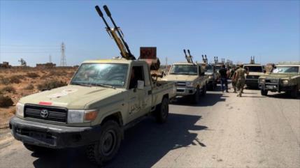 """ONU advierte del """"gran riesgo"""" de una guerra regional en Libia"""
