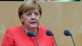 Merkel a Erdogan: UE apoya a Grecia en la guerra con Turquía