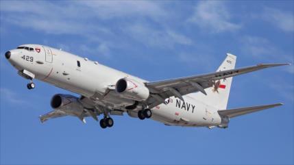 Avión de EEUU se acerca a Shanghái en medio de tensión con China