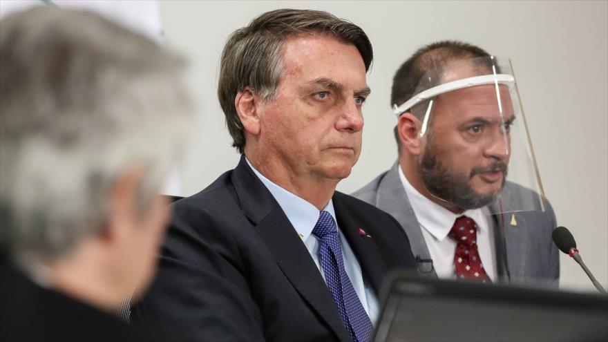 Denuncian a Bolsonaro ante la Haya por gestión de la COVID-19 | HISPANTV