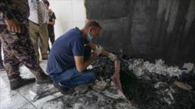 Palestina: Colonos israelíes atacan una mezquita en Cisjordania