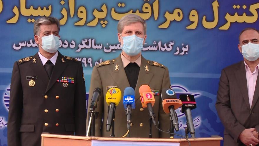 Se da a conocer 1.ª torre de control de tránsito aéreo móvil iraní