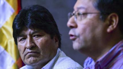 Morales rechaza ilegal aplazamiento de elecciones en Bolivia