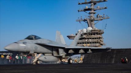 EEUU exhibe poderío naval ante Rusia y Turquía en el Mediterráneo