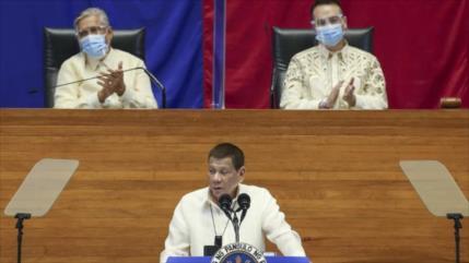 Duterte: No más bases de EEUU en Filipinas por sus armas nucleares