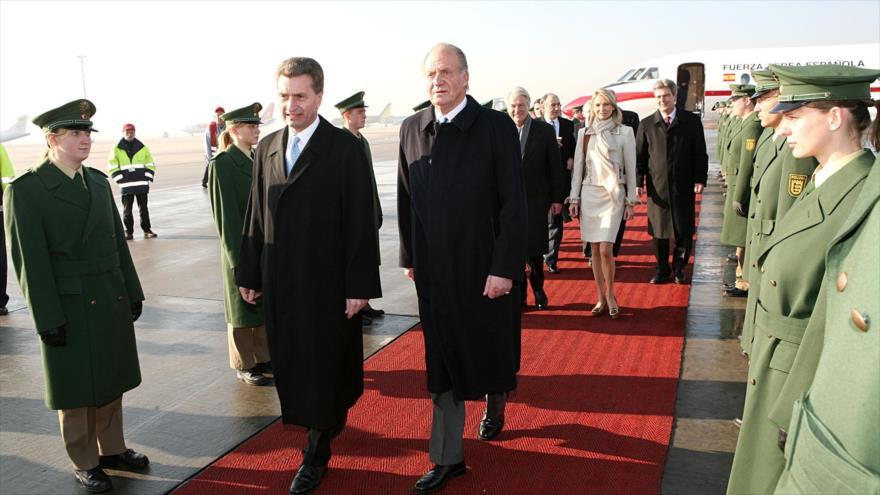 Justicia española imputa a Larsen, examiga del rey Juan Carlos I | HISPANTV