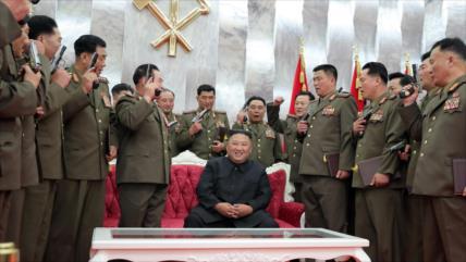 Kim: Pyongyang se defenderá ante imperialismo con su poder nuclear