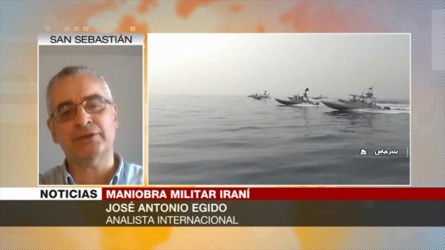 'Con sus ejercicios militares, Irán quiere enviar mensajes a EEUU' | HISPANTV