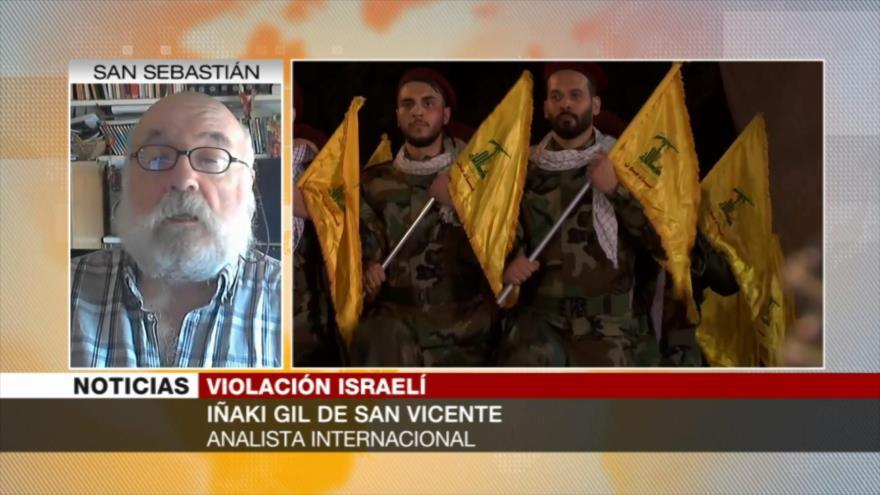 'Israel no busca un conflicto serio por temor a fuerza de Hezbolá'