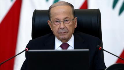 El Líbano demandará a Israel ante la ONU por agresión a su suelo