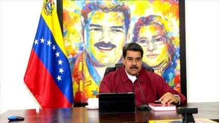 Maduro: Llegará el tiempo que volverán los Gobiernos progresistas