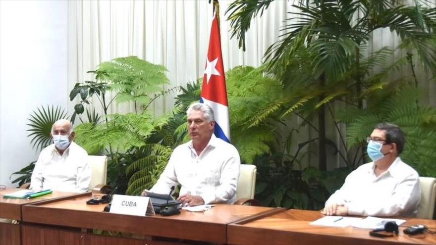 Cuba repudia presión permanente de EEUU en medio de COVID-19