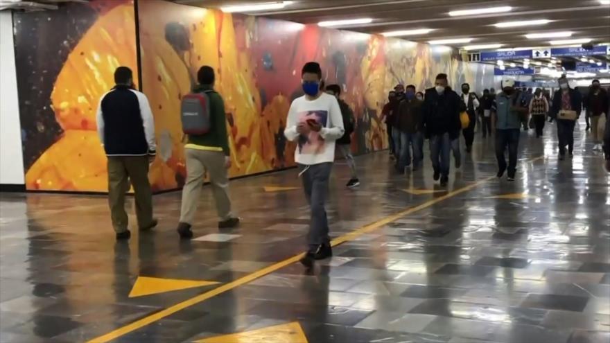 Lenta y difícil recuperación en México por la COVID-19 | HISPANTV