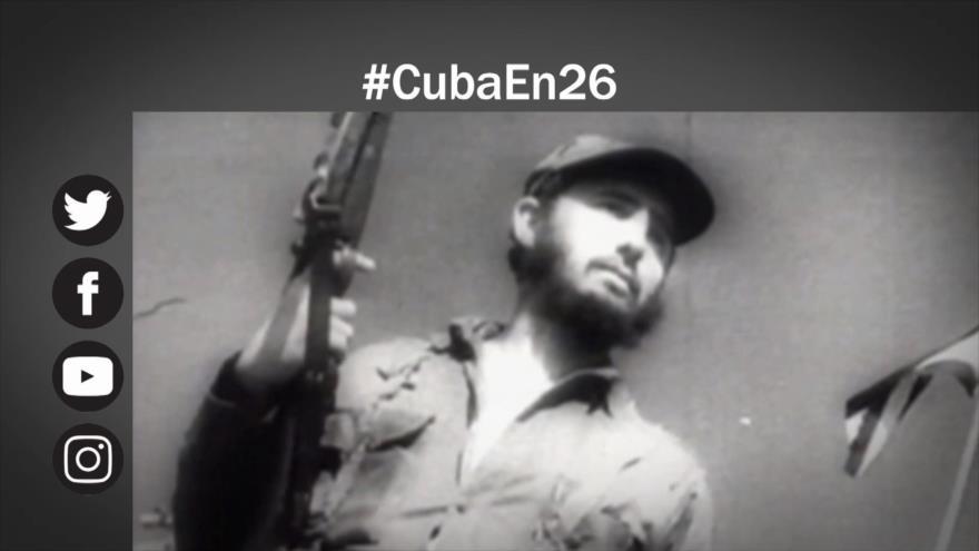 Etiquetaje: Cuba conmemora su rebeldía contra la dictadura batistiana