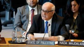 Palestina pide enjuiciar a Israel en La Haya por sus crímenes