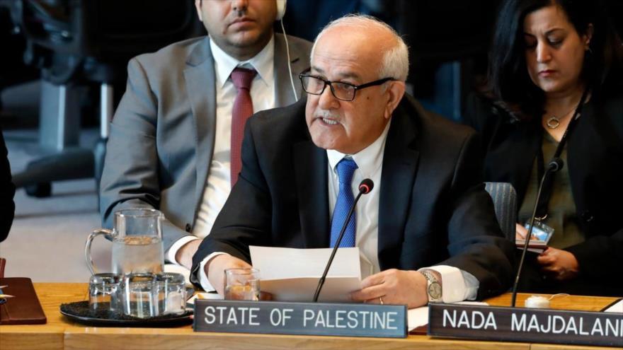 Palestina pide enjuiciar a Israel en La Haya por sus crímenes | HISPANTV