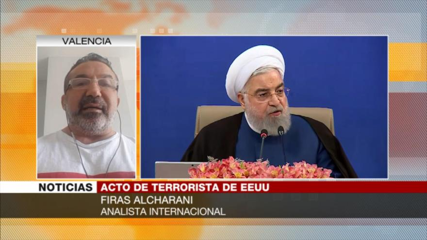 Alcharani: Irán debe hacer arrepentir a EEUU como lo hizo por Soleimani