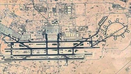 Satélite militar de Irán toma imágenes de base de EEUU en Catar
