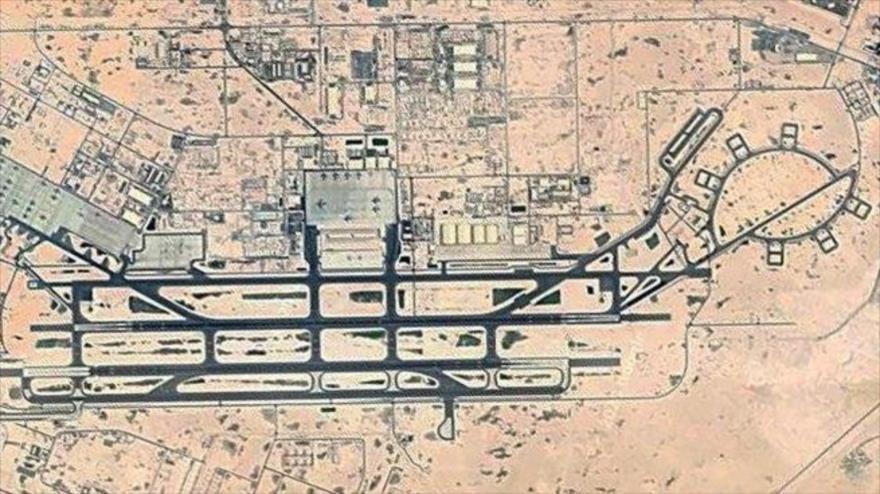 Fotos: Satélite militar de Irán toma imágenes de base de EEUU en Catar
