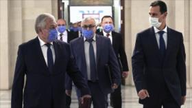 Rusia y Siria acuerdan unirse contra injerencia del Occidente