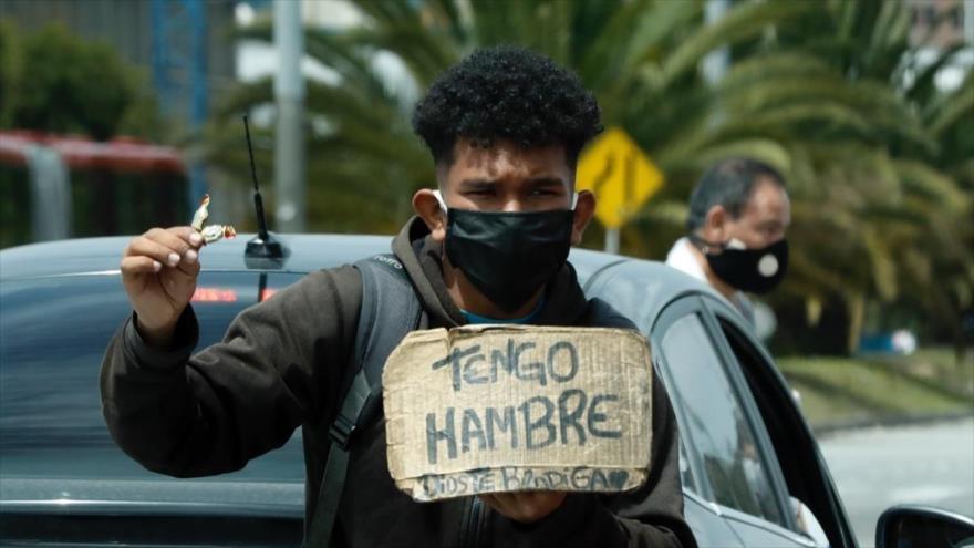 ONU alerta de letal combinación de hambre y COVID-19 en Latinoamérica | HISPANTV