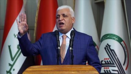 Al Hashad Al-Shabi condena sanciones de EEUU contra su subcomandante