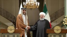 Irán insiste en cooperación regional para garantizar la seguridad