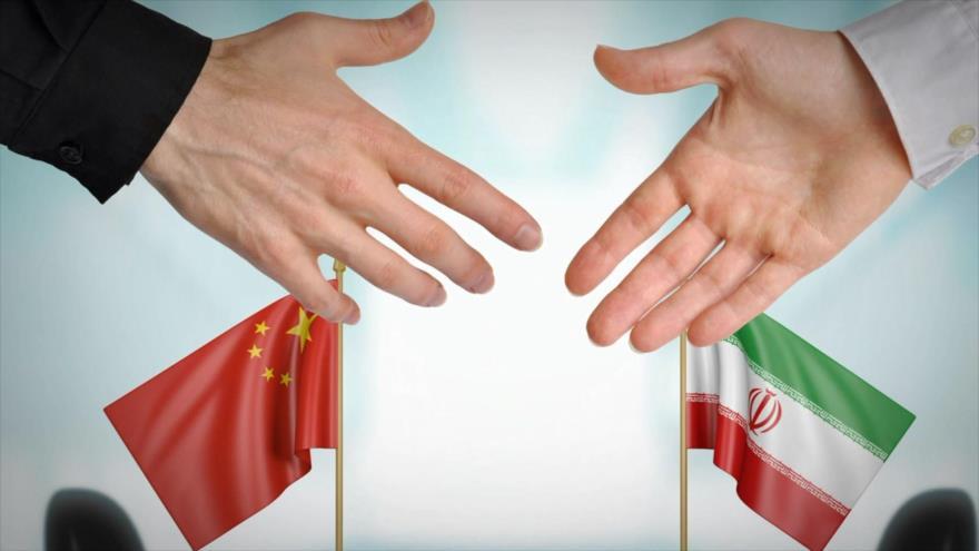 Irán Hoy: Lazos de Irán y China