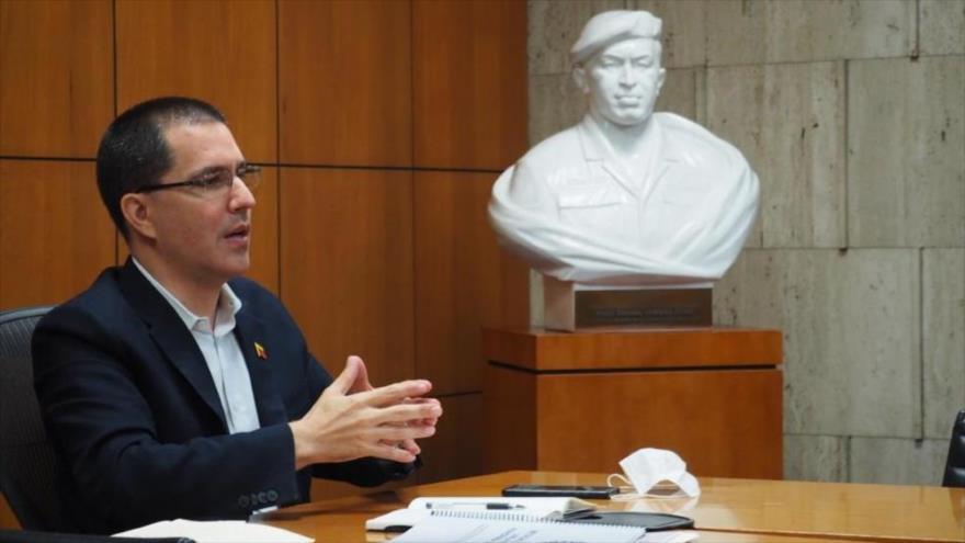 Venezuela ve falso positivo en saqueo del consulado colombiano