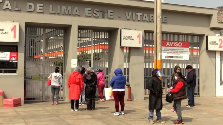 Detectan bacterias mortales en UCI de un nuevo hospital de Perú