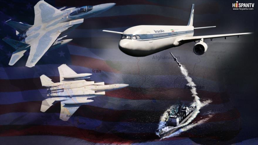 Estados Unidos: El Acecho Permanente del Matón internacional