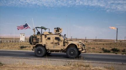 EEUU firma contrato con milicias kurdas para robar petróleo sirio