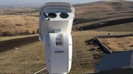 Irak instala cámaras térmicas en frontera con Siria
