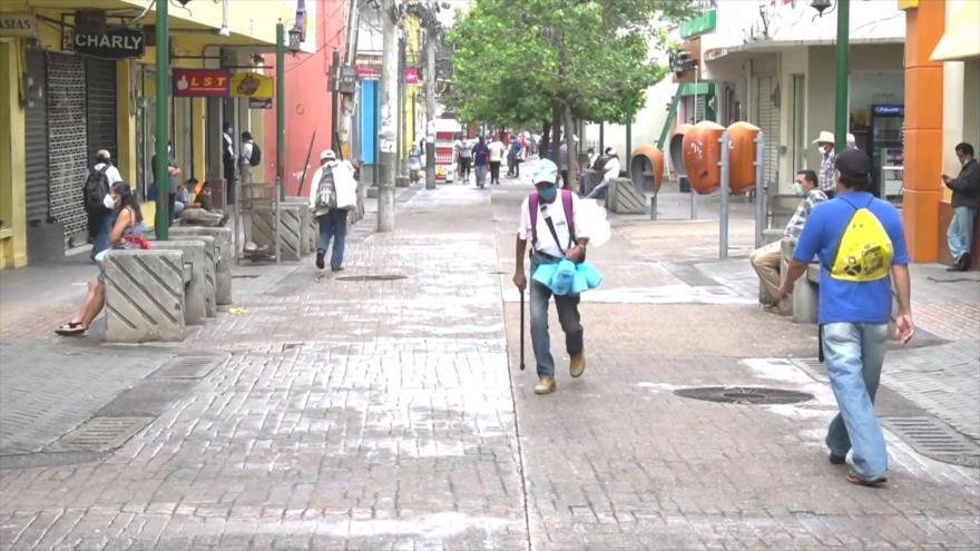 Honduras reactiva su economía ante pérdida masiva de empleos