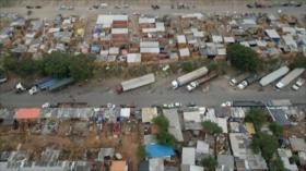 Pandemia de la COVID-19 causa gran pobreza en Brasil
