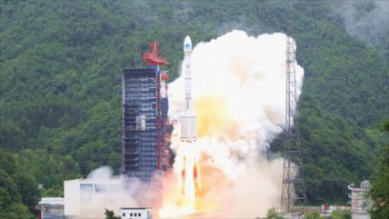 China pone en marcha el sistema de navegación por satélite BeiDou-3