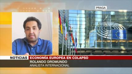 Dromundo: Europa sufre desplome económico por el neoliberalismo